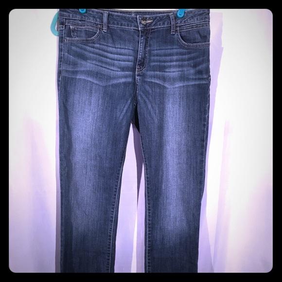 Vera Wang Denim - Vera Wang Demin Ankle/Cuff Jeans
